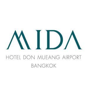 Mida Don Mueang Airport  Bangkok